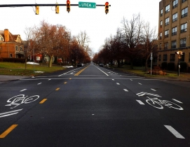 Report offers urban design recommendations for healthier cities, fewer traffic fatalities