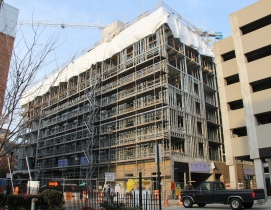 Data says completions in buildings with 50 or more units continues to climb square apartments richmond