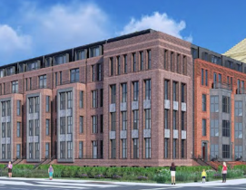 15th and S exterior rendering