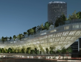 """Winners named in """"Reinventing Paris"""" competition"""