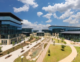 The new Toyota Motor North American Headquarters campus