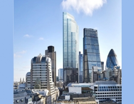 London approves designs for a 62-story tower
