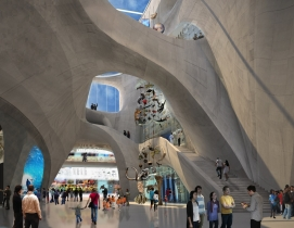Studio Gang designs American Museum of Natural History's new science center