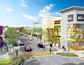 Developers of the Collection at RiverPark in Oxnard, Calif., decided to restart