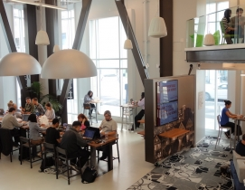 Capital One adds coffee shops to bank locations
