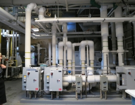 New guide for installation of mineral fiber pipe insulation on chilled water systems