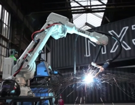 A steel bridge in Amsterdam will be 3D printed