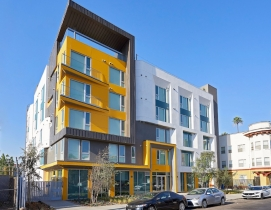 Aria, Los Angeles, developed by Affirmed Housing