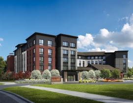 Atria Westminster senior living community