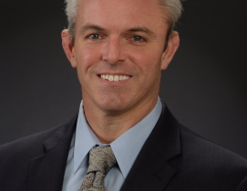 Bob Postma, vice president and project executive of the Aviation Center of Excel