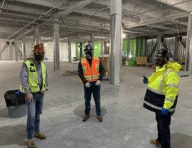 Black & Veatch, DPR, Haskell, McCarthy launch COVID-19 construction safety coalition