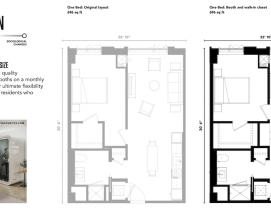 CBT Covid-19 Multifamily housing new designes with WFH options
