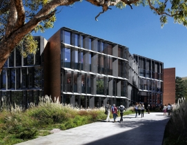 Cal Poly Frost Center exterior