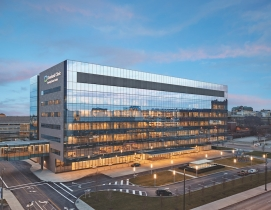 Cleveland clinic exterior