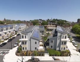 The Building Team just completed Phase II of the project, which includes 129 new