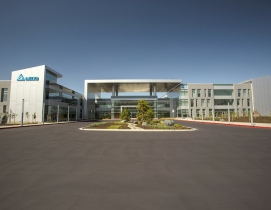 The Delta Electronics (America's) 170,000-square-foot headquarters