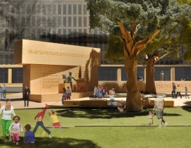 Gehry's Eisenhower Memorial plan gets OK from D.C. planning commission