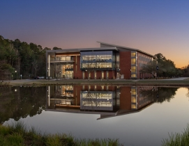 Georgia Southern Research and Engineering Building exterior