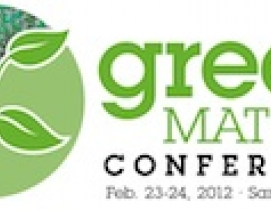 Green Matters Conference San Antonio