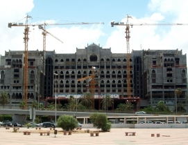 Hotel construction pipeline reaches six-year high