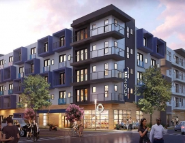 New micro apartment complex planned for artsy Austin district