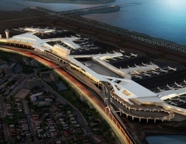LaGuardia Airport redevelopment 2020 Airport Sector Giants, Giants 400 Report
