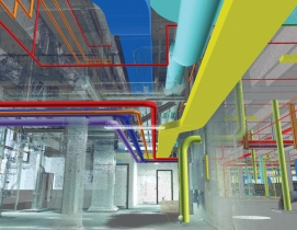 Gilbane invested $60,000 to acquire its first 3D laser scanner, the FARO Focus 3