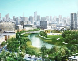 Podcast: Sterling Bay's Andy Gloor discusses Chicago's grandiose Lincoln Yards Plan