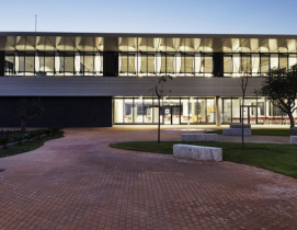 Loyola University Seville integrated campus