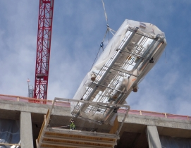 Prefab saves the day for Denver hospital