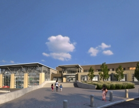McKinney, Texas, dives into huge pool-and-fitness center project