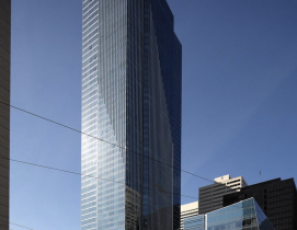 Millennium Tower in San Francisco