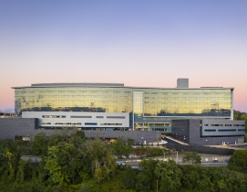 Vassar Brothers Medical Center's 752,000-sf patient tower