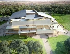 SANAA's design selected for Hungary's new National Gallery – Ludwig Museum