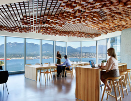 The Vancouver office of CBRE Group, Inc