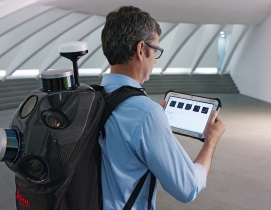 Backpack becomes industry first in wearable reality capture