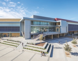 Sb Valley College campus