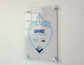 The SPIRE Smart Building Program, World's first smart building assessment and rating program