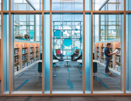 BD+C's top architecture/engineering firm ranking includes LPA, Inc., which designed the Michelle Obama Branch Library, in Long Beach