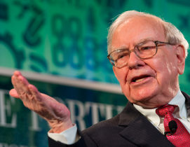 """The ballooning costs of healthcare act as a hungry tapeworm on the American economy,"" said Warren Buffett, Berkshire Hathaway Chairman and CEO."