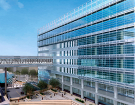 "HOK was honored for their work with Cedars?Sinai on a ""transformational"" project"