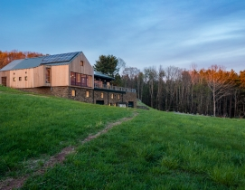 Seminary Hill Orchard & Cidery exterior