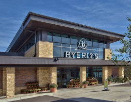 Bigger, brighter daylighting in Byerly's supermarket