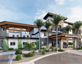 Soltra at SanTan Village rendering