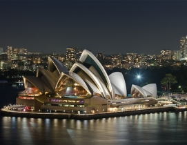 The Sydney Opera House was 1,357% over budget and completed 10 years past deadli
