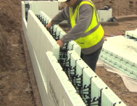 Tall ICF Walls 9 Building Tips from the Experts Insulating concrete forms