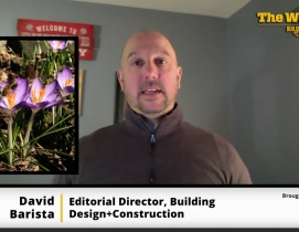 The Weekly Show, March 25, 2021: The Just Label for AEC firms, and Perkins Eastman's Well-Platinum design studio