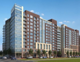 The Sur multifamily development