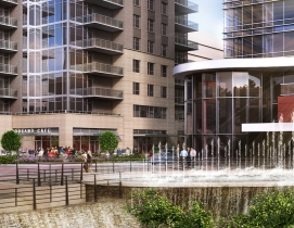 'European' living comes to The Woodlands with its first condo tower