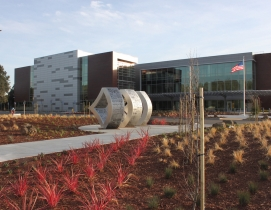 The 95,000-sf VA San Jose Community-Based Outpatient Clinic
